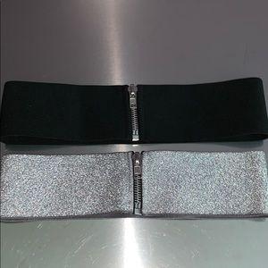 Bundle!! 2 American Apparel belts